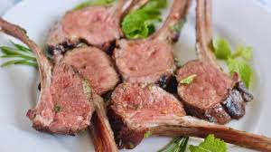 Rack Of Lamb On Grill How To Grill A Rack Of Lamb Youtube