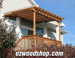 Building A Freestanding Pergola by Pergola Plans How To Build A Pergola Attached To House Or Deck