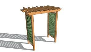 build a wooden garden arborwood arbor for sale designs satuska