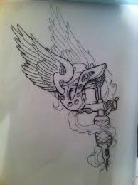 download tattoo design gun danielhuscroft com