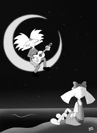 fly me to the moon by hebofreire on deviantart