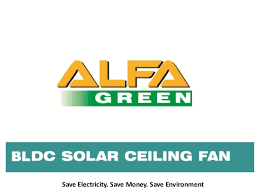 Solar Ceiling Fans by Brushless Dc Solar Ceiling Fans
