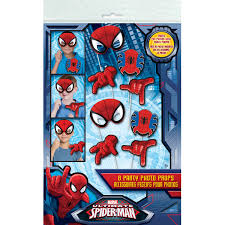 Free Spiderman Invitation Cards Spiderman Party Supplies