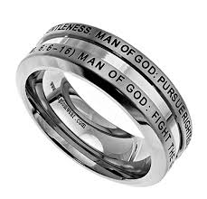 man steel rings images Beauteous mens stainless steel rings with diamonds with ring wings jpg