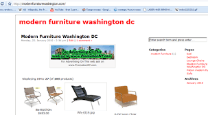 Ny Modern Furniture by Promotion Ny Modern Furniture Washington