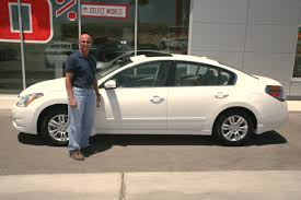 altima nissan 2010 customers and their vehicle