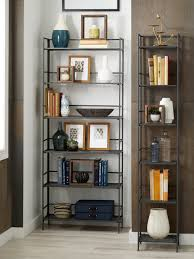 Container Store Bookcase 10 Small Space Shelving Solutions That Maximize Your Storage