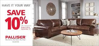 Sofas And Chairs Syracuse Palliser Dunk U0026 Bright Furniture Syracuse Utica Binghamton