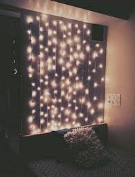Decorative Lights For Homes Best 25 Bedroom Fairy Lights Ideas Only On Pinterest Room