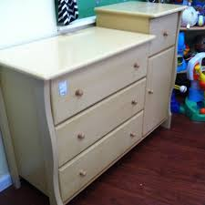 natural wood changing table natural wood changing table dresser red bank nj hulamarket 4 drop