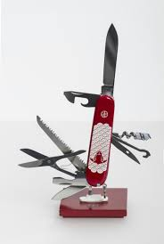 victorinox huntsman year of the goat photo by m b simons