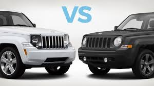 is a jeep patriot a car which to buy jeep liberty vs jeep patriot carmax