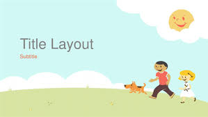 powerpoint children u0027s book template rakutfu info