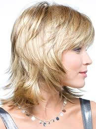 most shag haircuts for mature women over 40 is hair that looks messy