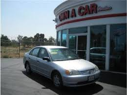 honda civic 2001 sale used 2001 honda civic sedan pricing for sale edmunds
