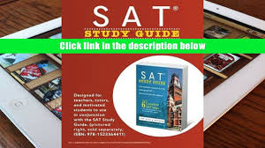 free download sat study guide teacher s solutions manual