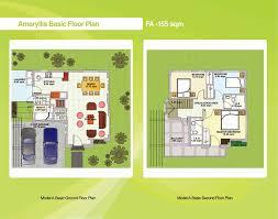 pramana residential park house models