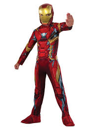Halloween Costumes Led Lights by Iron Man Costumes Child Iron Man Movie Costume