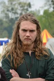 viking anglo saxon hairstyles viking men wednesdayyourbetrayal les corbeaux d odin eye
