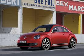 volkswagen new beetle red the new new beetle totally new