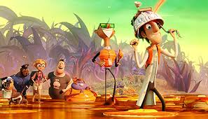 cloudy chance meatballs 2 movie review 2013 plugged
