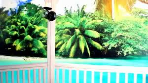 Tropical Decor Tropical Decor Ideas Transformed Bedroom Into Beach Themes Youtube