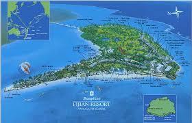 fiji resort map the resort carlos and che