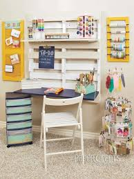 shipping pallet desk space idea pictures photos and images for