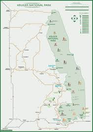 South African Airways Route Map by Guide To Plan And Book A Self Drive Safari In Kruger Park South