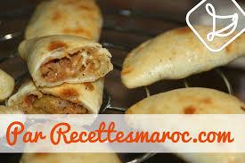 chausson cuisine recette chaussons salés au thon et fromage recettes maroc