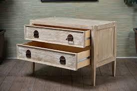 elegant reclaimed wood nightstand