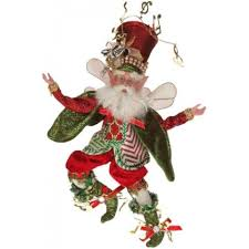 mark roberts dancing and prancing fairy small decorating with