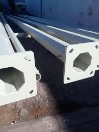 used aluminum light pole for sale technopole