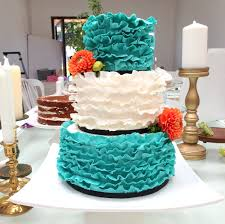 more than 20 teal ombre wedding cake ideas bouquet wedding flower