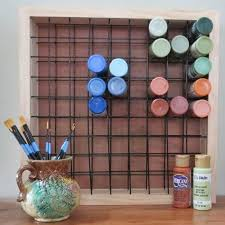 diy nail polish rack tutorial picmia