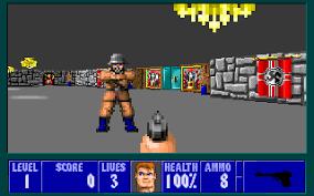 3 D Video Wolfenstein 3d 3d Realms Firepower Matters