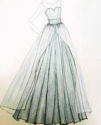 prom dress design sketches best dressed