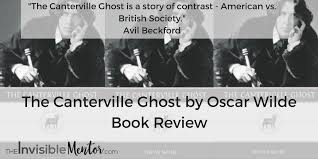 book review u2013 the canterville ghost by oscar wilde