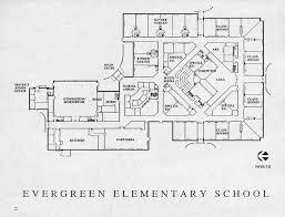 School Floor Plan Pdf | the state waterford graded school history floor plan evergreen