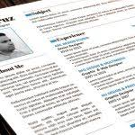Creative Resume Template Word Download 35 Free Creative Resume Cv Templates Xdesigns Free