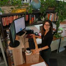 do it yourself standing desk use a stand up desk to boost your health diy mother earth news