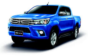 lexus might convert your ordinary looking toyota hilux into a