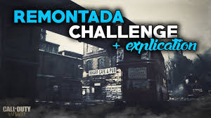 Challenge Explication Call Of Duty Ww2 Remontada Challenge Explication Des Highlights