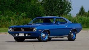 1971 plymouth cuda 383 v8 restored to perfection plymouth cars