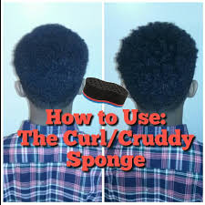 what is a cruddy hair style the curl cruddy sponge tutorial youtube