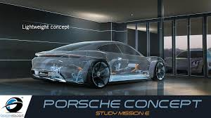 porsche mission e wheels greased lightning this new porsche is electric