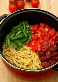 recette de cuisine sur 2 dans une casserole versez 4 dl d eau avec 1 cs d huile d olive
