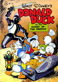 comic book color pencil ink donald duck four color comics v2 159 carl barks art