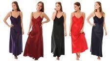 satin nightdresses u0026 shirts for women ebay