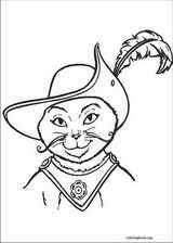 puss boots coloring pages coloringbook org